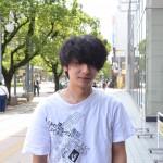 髪が伸びた東郷